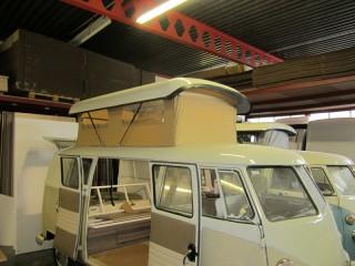 Pop Top Roofs - Camper Van Roofs and Seats
